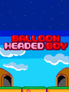Download free mobile game: Balloon headed boy - download free games for mobile phone