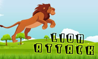 Download free mobile game: Lion attack - download free games for mobile phone