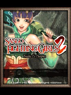 Download free mobile game: Sango: Fighting girls 2 - download free games for mobile phone