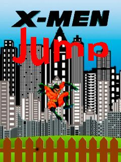 Download free mobile game: X-men jump - download free games for mobile phone