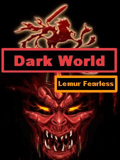 Download free mobile game: Dark World: Lemur fearless - download free games for mobile phone