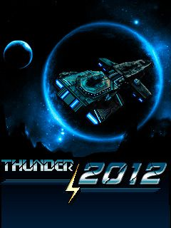Download free mobile game: Thunder 2012 - download free games for mobile phone