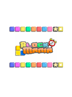 Download free mobile game: Block mania - download free games for mobile phone