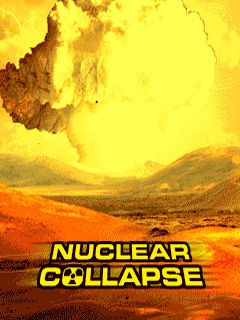 Download free mobile game: Nuclear collapse - download free games for mobile phone