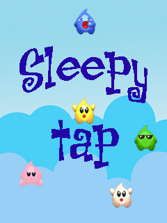 Download free mobile game: Sleepy tap - download free games for mobile phone