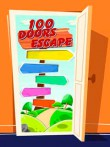 In addition to the  game for your phone, you can download 100 doors: Escape for free.