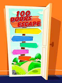 Download free mobile game: 100 doors: Escape - download free games for mobile phone