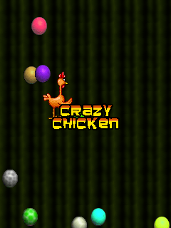 Download free mobile game: Crazy chicken by Tea mobile - download free games for mobile phone