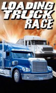 Download free mobile game: Loading: Truck race - download free games for mobile phone