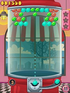 game Candy: Bubble blast - screenshots. Gameplay Candy: Bubble blast