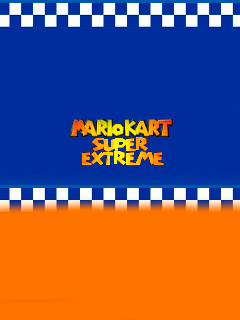 Download free mobile game: Mario kart: Super extreme - download free games for mobile phone