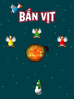 Download free mobile game: Ban vit - download free games for mobile phone