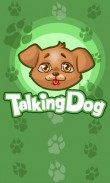 Download free mobile game: Talking dog - download free games for mobile phone