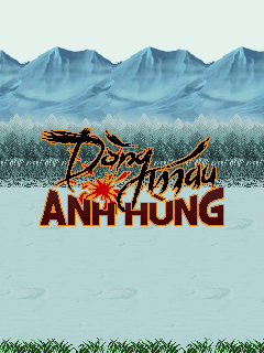 Download free mobile game: Dong mau anh hung - download free games for mobile phone