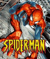 Download free mobile game: Spider-man - download free games for mobile phone