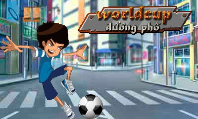 Download free mobile game: World cup street - download free games for mobile phone