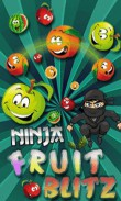 In addition to the  game for your phone, you can download Ninja fruit: Blitz for free.