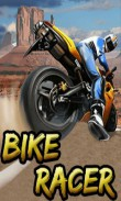 In addition to the  game for your phone, you can download Bike racer for free.