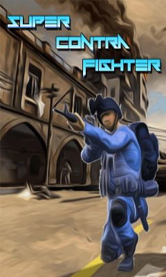 Download free mobile game: Super contra: Fighter - download free games for mobile phone