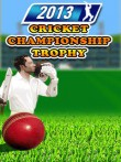 In addition to the  game for your phone, you can download 2013 cricket championship: Trophy for free.