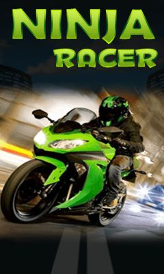 Download free mobile game: Ninja racer - download free games for mobile phone