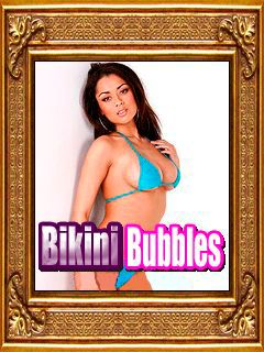 Download free mobile game: Bikini bubbles - download free games for mobile phone