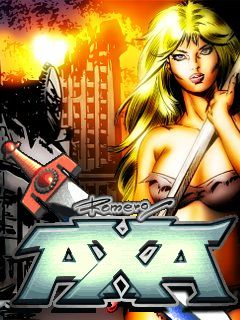 Download free mobile game: Romero Axa - download free games for mobile phone