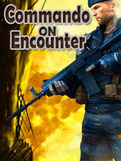 Download free mobile game: Commando on encounter - download free games for mobile phone