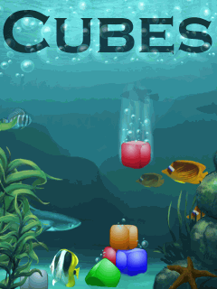 Download free mobile game: Cubes - download free games for mobile phone