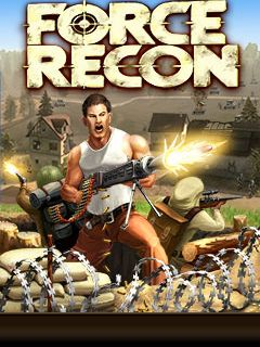 Download free mobile game: Force recon by Shamrock games - download free games for mobile phone