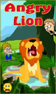 In addition to the  game for your phone, you can download Angry lion for free.