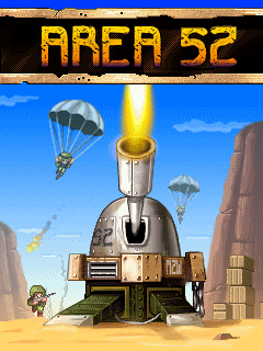 Download free mobile game: Area 52 - download free games for mobile phone