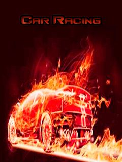 Download free mobile game: Car racing - download free games for mobile phone