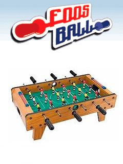Download free mobile game: Foosball by Breakpoint - download free games for mobile phone