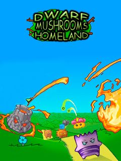 Download free mobile game: Dwarf mushrooms: Homeland - download free games for mobile phone