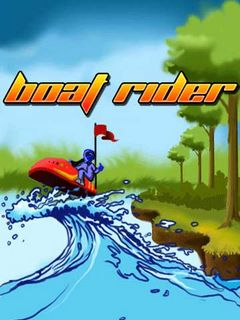 Download free mobile game: Boat rider - download free games for mobile phone