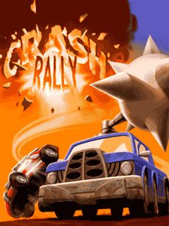 Download free mobile game: Crash rally - download free games for mobile phone