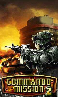 Download free mobile game: Commando: Mission 2 - download free games for mobile phone