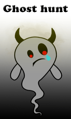 Download free mobile game: Ghost hunt - download free games for mobile phone