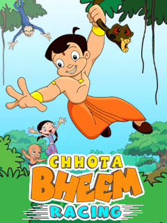 Download free mobile game: Chhota Bheem: Racing - download free games for mobile phone
