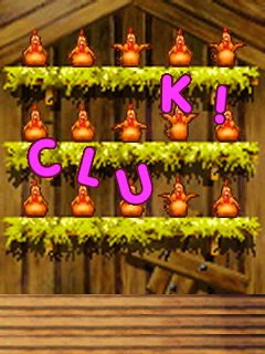 Download free mobile game: Cluk - download free games for mobile phone