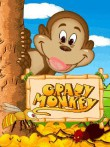 In addition to the  game for your phone, you can download Crazy monkey for free.