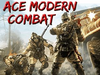 Download free mobile game: Ace modern combat - download free games for mobile phone