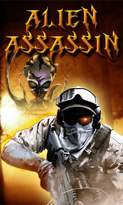 Download free mobile game: Alien assassin - download free games for mobile phone