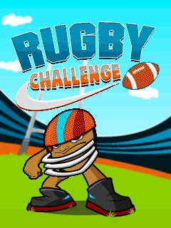 Download free mobile game: Rugby challenge - download free games for mobile phone