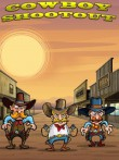 In addition to the free mobile game Cowboy shootout for Torch 9800 download other BlackBerry Torch 9800 games for free.