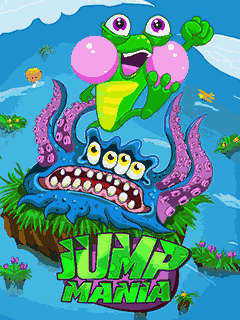 Download free mobile game: Jump mania by Baltoro games - download free games for mobile phone