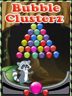 Download free mobile game: Bubble clusterz - download free games for mobile phone