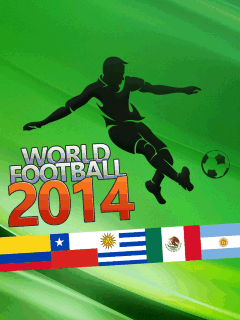 Download free mobile game: World football 2014 - download free games for mobile phone