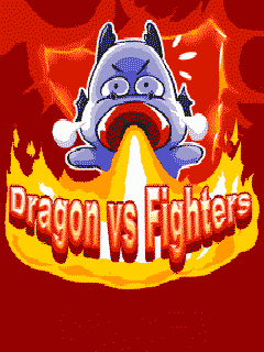 Download free mobile game: Dragon vs fighters - download free games for mobile phone